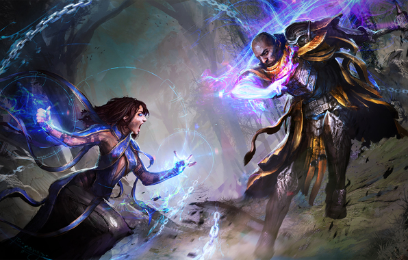 Marvelous Magic: The 5 Best RPG Systems For Spells - High